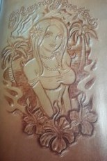 タトゥーのモデルになったデザイン