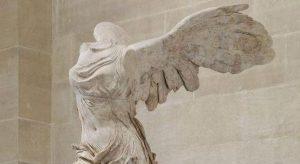 ニケの彫像