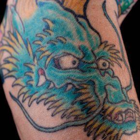 龍のタトゥー(サムネ
