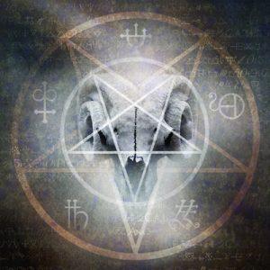 悪魔の象徴であるデビルスター