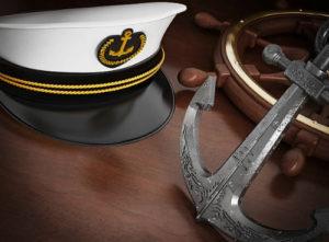 海兵隊とアンカーマーク