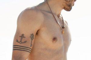 錨・碇(アンカー)のタトゥーデザイン