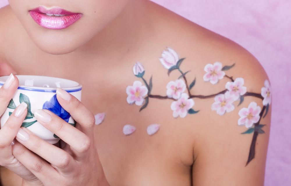桜(さくら)のタトゥーが持つ意味とは?※デザイン画像あり