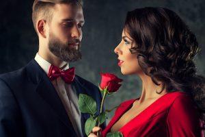 薔薇が意味する愛のイメージ