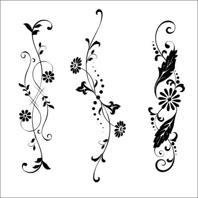 蔦(ツタ)のタトゥーが持つ意味とは?※デザイン画像あり