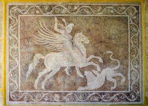 ギリシャ神話のペガサス