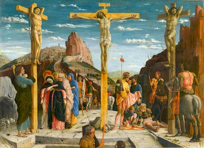十字架の磔刑