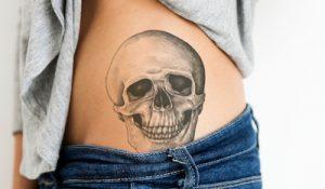 スカル(ドクロ)のタトゥーが持つ意味とは?※デザイン画像あり