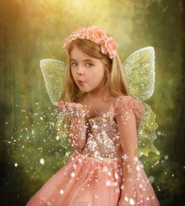 妖精が持つ幸運のイメージ