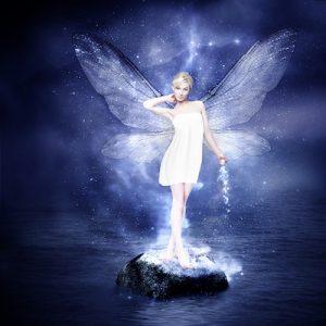 美しい妖精