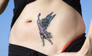 妖精(フェアリー)のタトゥーの意味とは?※デザイン画像あり!