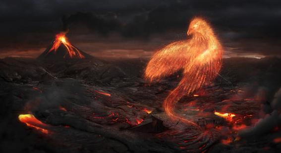 火の鳥(フェニックス)