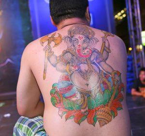 ゾウのタトゥーの意味とは?※ガネーシャについても解説