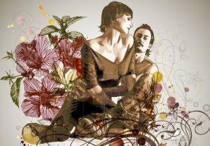 ハイビスカスの意味する恋のイメージ