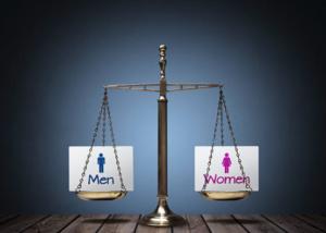 男女平等のイメージ