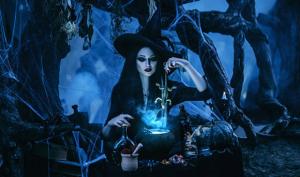魔女の復讐のイメージ